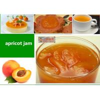 450g Glass Jar Canned Apricot Jam / Classic Food Preserves - Apricot Jam