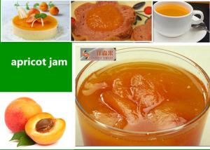China 450g Glass Jar Canned Apricot Jam / Classic Food Preserves - Apricot Jam on sale