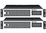 Amplificador audio 1500W de la clase AB portátil del canal 2U 4 para el uso de KTV
