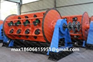 China Strand ACSR (Aluminum Conductor Steel Reinforced) conductors.rigid strander on sale