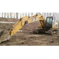 1cbm Bucket Capacity Used Cat Excavator 320CL 3123h Working Time No Oil Leakage