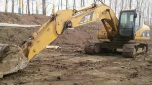 China 1cbm Bucket Capacity Used Cat Excavator 320CL 3123h Working Time No Oil Leakage on sale