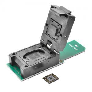 China eMMC153/eMMC169 Flip shrapnel IC test adapter /eMMC153 Programmer Adapter/eMMC153 burning socket//eMMC169 Flash adapter on sale