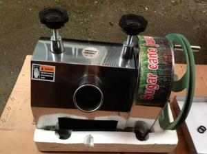 China Fresh Sugarcane Juice Press Machine Juice Machine . Sugarcane Juice Making Machine on sale
