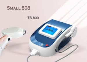China 808 nm Laser Hair Remover Laser Diode Hair Depilation Machine Big Spot Touch Screen on sale