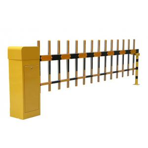 China Long Range Traffic Barrier Gate for Residential Area / Offic Building / Factory on sale