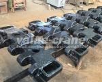 Manitowoc 10000 track shoe track pad  crawler crane undercarriage