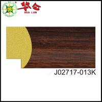 J02717 series wholesale wood-like ps mirror photo picture frame moulding