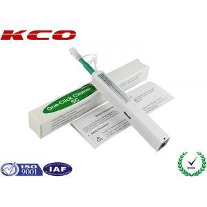 China SC FC ST LC E2000 Fiber Optic Tools FOC Fiber Optic Cleaning Pen Metal on sale