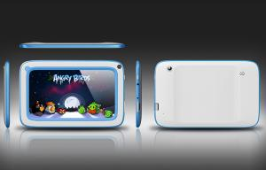 China 4GB WIFI / 3G Android Tablet 7 Inch , Cute Bluetooth Computer Tablets For Children on sale