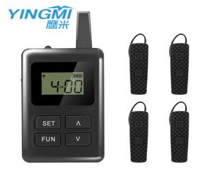 China Travel Group Tour Guide Communication System , Audio Tour Devices With Lion Battery on sale