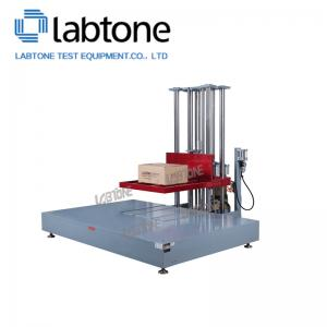 China 300kg Load Zero Height Packaging Drop Test Machine for Package Edge , Angle and Plane on sale