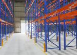 Optional Size Heavy Duty Pallet Racking System , Heavy Duty Industrial Racking