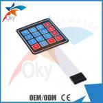 módulo para o painel de controle do microprocessador do interruptor de membrana do teclado da matriz de Arduino 4 * 4