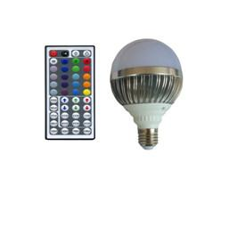 China 12*1W high power 220V RGB led bulb light on sale