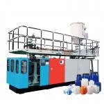 extrusion blow molding machine for   5PC gallon bottles
