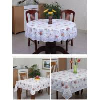 pvc table cloth cover