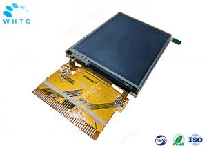 China SPI Interface Color TFT LCD Display With RTP And ILI9341V 2.8'' TFT Touch Screen Display on sale