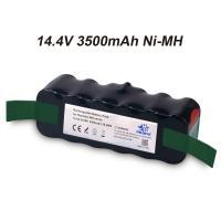14.4V 3.5Ah Ni-MH Vacuum Battery for iRobot Roomba 500Series 510 530 531 532 533 535 536 540 545 550 552 560 562 570 580