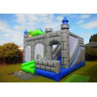 Rent Giant Commercial Inflatable Combo, Dragon Bouncy Castle With Slide Hire