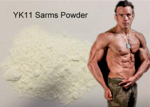 China YK11 Pure Sarms Anabolic Steroids For Muscle Growth , CAS 431579-34-9 on sale