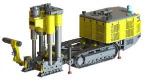 China 280mm Pilot Diameter Crawler Raise Borer For Metal Mining Ventilation Shaft on sale