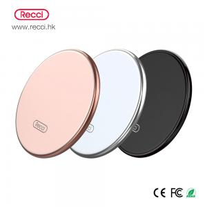 China RECCI Brand Starry Series Portable Wireless Charger for Mobile Phone Charger on sale