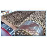 Plastic PVC Coil Floor Mat Extruder, Car Mat Machine In China