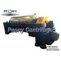 Continuous Decanter Centrifuges for Barite Recovery and Dewatering