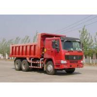 Manual Transmission Heavy Duty Dump Truck Sinotruck howo 6x4 10 Wheeler 336hp Loading 30t