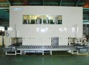 China Custom Dry Cleaning Equipment , Electric Dry Cleaning Machines With Vibration Plate on sale