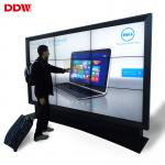 RS-232 RJ45 Loop - Circuit Touchscreen Videowall , 55 Inch Interactive Motion Video Wall