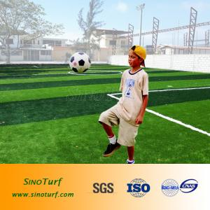 China Artificial Lawn for Soccer, Football, Hot Sell Synthetic Turf, Sport Artificial Grass on sale