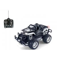 China 1:14 Radio control toys car 4-CH with lights on sale