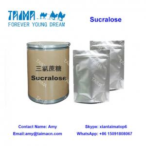 China Hot Selling Food grade Sweetener Sucralose CAS No.: 56038-13-2 on sale