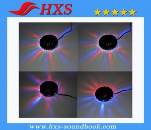 China Fashion Latest New Led Flashing Glow Light Party/Concert Use Round Led Glow Light on sale