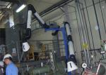 White Color Welding Exhaust Arms?, Dust Extraction Arm?For Welding Fume Disposal