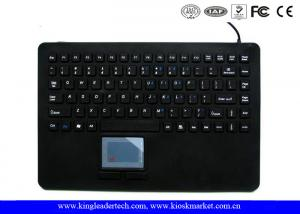 China Black Touchpad Compatible Portable USB Keyboard For Laptop Win7 on sale