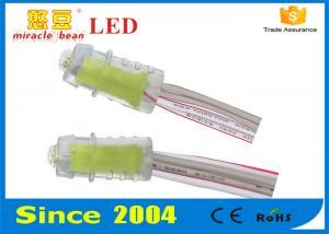 China 9mm Waterproof 0.1W LED Pixel Light , DC 5V Single Color Led String Light on sale