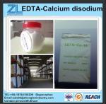 Pó branco disodium do EDTA-cálcio