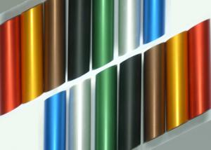 China Construction / Motorcycle Anodized Aluminum Sheet With Anodic Oxide Surface on sale