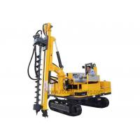 China Jcd50 Full Hydraulic Anchor Drilling Rig Strong Power Portable Dth Drilling Rig on sale