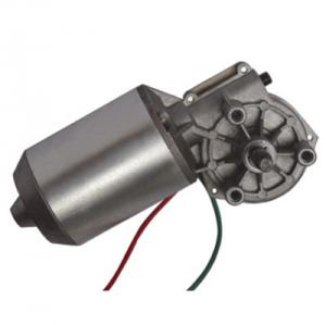 China Mini Automatic Sliding Gate Motor Waterproof with Worm Gearbox High Torque on sale