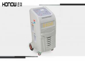 China Automatic Mode AC Refrigerant Recovery Machine R134a Recharge Station 50/60Hz on sale