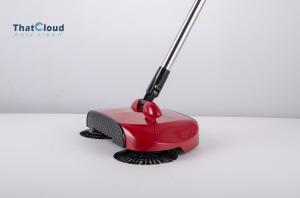 China Portable Lightweight Hand Floor Sweeper / Noiseless Motorised Floor Sweeper on sale