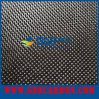 GDE 3k 240g/m2 carbon fiber fabric plain/twill woven on sale