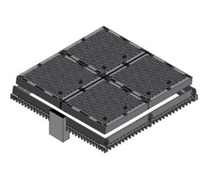 China Australia Manhole Cover Solid Top Multiple Part Access Covers on sale