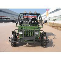 150CC Automatic Dune Buggy Kandi , Green Go Kart Hammer Style
