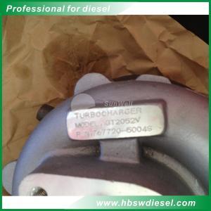 Nissan ZD30 Auto Parts GT2052V Turbo 14411-EB70C 767720