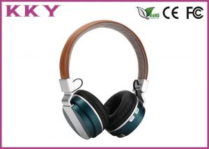 China Wireless Bluetooth Headphones For Mobile 20Hz~20KHz Audio Frequency Response on sale